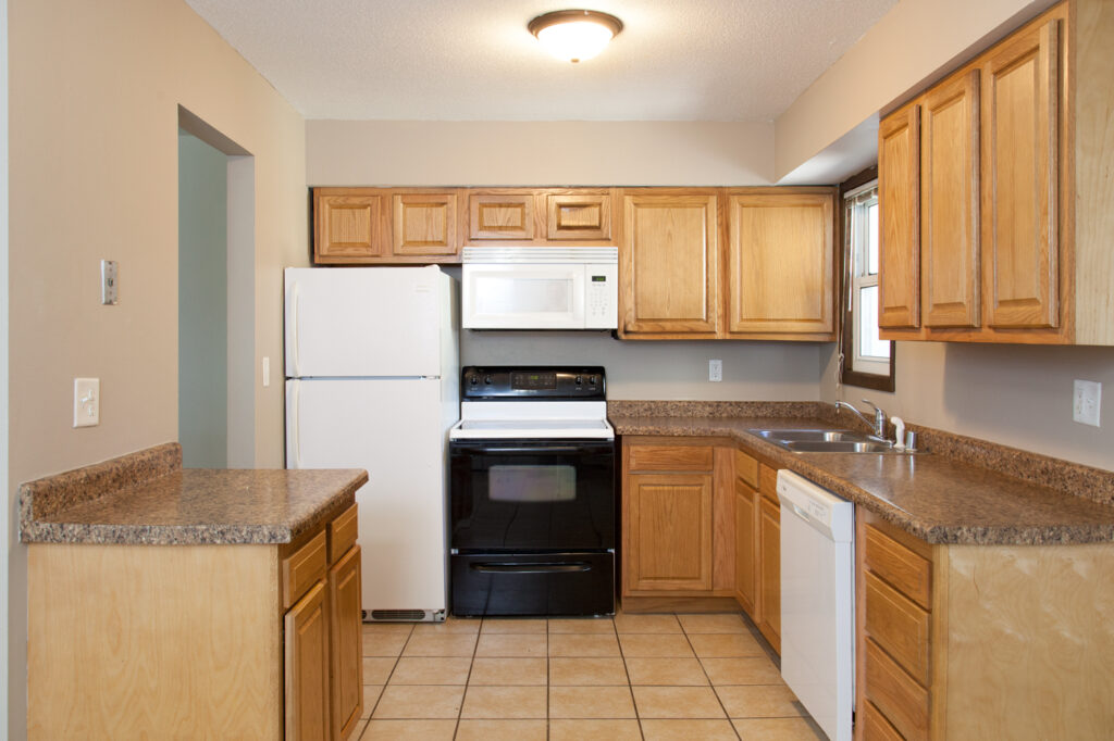 Coulee Road Apartment